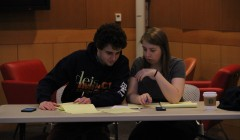 Debate society argues pros and cons of Teach For America as part of 'DEIS Impact