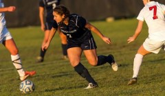 Szafran reflects on season as women's soccer heads into NCAAs