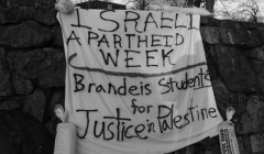 Students Clash Over Israeli Apartheid Week
