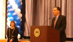Ron Liebowitz prepares to take office as Brandeis University's next president