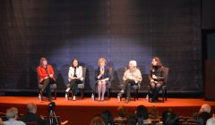 Panel discusses unity of women in business
