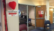 Blood Drive collects 110 pints of blood