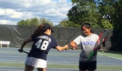 Tennis club hosts first Slice N 'Deis tournament
