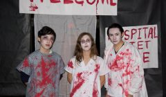 JSA scares with Japanese-style haunted house