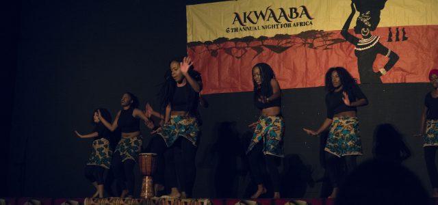 Night for Africa showcases multitude of vibrant performances