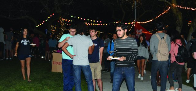 TSA's Nightmarket brings authentic international cuisine to Brandeis campus