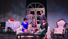 Undergraduate Theater Collective breathes life into its performance of 'Blithe Spirit'