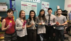 Prosthesis club gives a helping hand