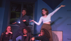 Slam poetry touches audiences at Chum's through a lens of interesting topics