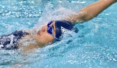 Women's and men's swimming both seek wins after winter break