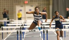 Men's and women's track and field start indoor season strong