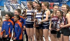 Women's mile and DMR are national champions