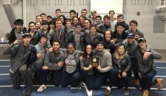 Fencing squad brings home six-weapon crown from NEIFC