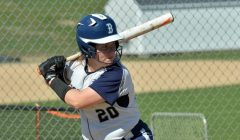 Softball shuts out Eastern Nazarene