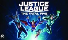 'Justice League vs. the Fatal Five' is effortlessly entertaining