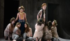 The mad, musical theater spectacle of 'The Bacchae'