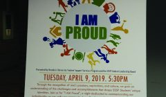 SSSP community praises academic success in annual I am Proud ceremony