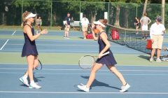 Women's tennis has strong season finish