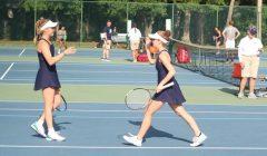 Women's tennis has strong season finish