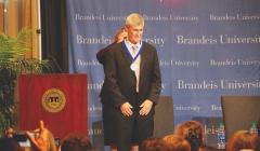 Peacebuilder Dr. John Paul Lederach receives Gittler Prize