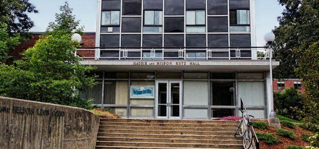 Framework plan includes campus renovations