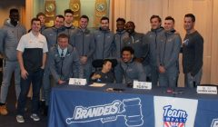 Team IMPACT player signs with men's basketball