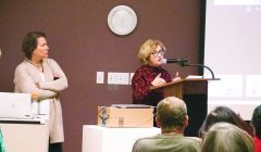 Panel of Holocaust presentations tells victims' stories to next generation